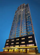 Marriott Group Opens Tallest Hotel in New York