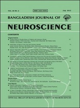Bangladesh Journal of Neuroscience Indexed by EIJASR