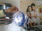 Advertising balloons