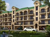 Omaxe Celestia Grand Floors Mullanpur Chandigarh