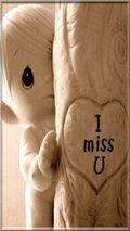 I Miss U. Where r U