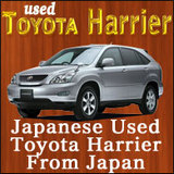 ToyotaHarrierCars