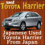 ToyotaHarrierCars