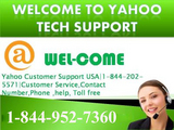 yahoo tech support