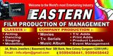 Eastern film production of management