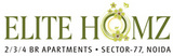 2 BHK FLATS FOR SALE IN ELITE HOMZ