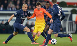 UEFA Barcelona vs PSG 15 April 2015 LIVE