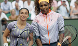 Watch Serena Williams vs Sara Errani Live