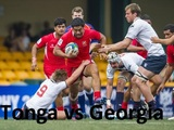 Live Tonga vs Georgia stream tv