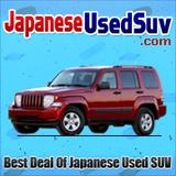 Japanese Used SUV