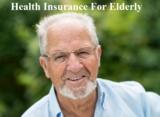 Health insurance for Elderly