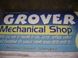 Grover mechanical shop