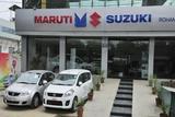 Maruti Suzuki Showroom in India