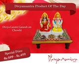 lord ganesha and goddess lakshmi