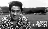 happy birthday - Happy Birthday Kishor Da