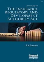 Commentary on The Insurance Regulatory and Development Authority Act