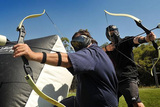 Archery Tag A Way Easy To Reduce Stress