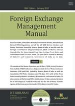 ministry of commerce - Foreign Exchange Management Manual and Fema Ready Reckoner