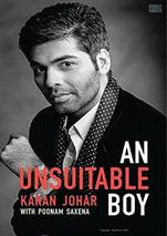 karan johar - An Unsuitable Boy