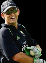 deccan chargers - Adam Gilchrist