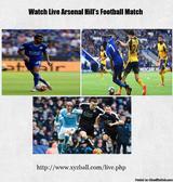Watch Live Arsenal Hill Soccer Matches