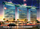 Alphathum Bhutani Group NOIDA WORLD ONE