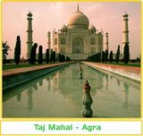 Taj Mahal Tours by agoldentriangletour.com