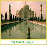 Taj Mahal Tours by agoldentriangletour.com