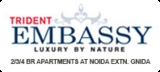 Trident Embassy Noida Extension Promise For The Best Price List