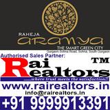 Raheja Aranya City Plots