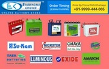 luminous inverter delhi - Best Inverter Battery Dealer in India