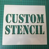Using Custom Stencil For Decorating Walls And Rooms