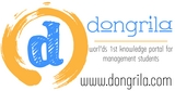 Dongrila - World's first datastore for BSchool Academia