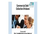 the coral sea - Debt Recovery with Commercial Debt Collection Brisbane