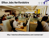 Elect Recruitment Solutions Provides Services for Office Jobs Hertfordshire