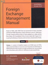 Foreign Exchange Management Manual and Fema Ready Reckoner