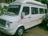 Luxury Tempo Traveller Hire Agency in Delhi