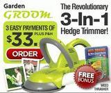 Garden Groom