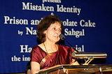 Nayantara Sahgal