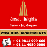Ansal Heights Sector 86 Gurgaon