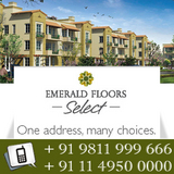 Emaar MGF Emerald Floors Select Gurgaon