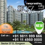 Ramprastha Skyz Sector 37 D Gurgaon