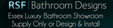 Bathroom showrooms Essex