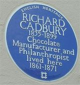 Richard Cadbury