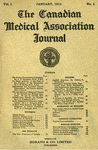 canadian medical association journal