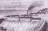 Brighton railway works