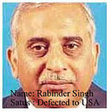 Rabinder Singh (intelligence officer)