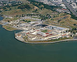 At San Quentin