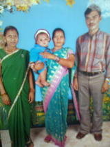 Indal singh family