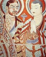 Silk Road transmission of Buddhism